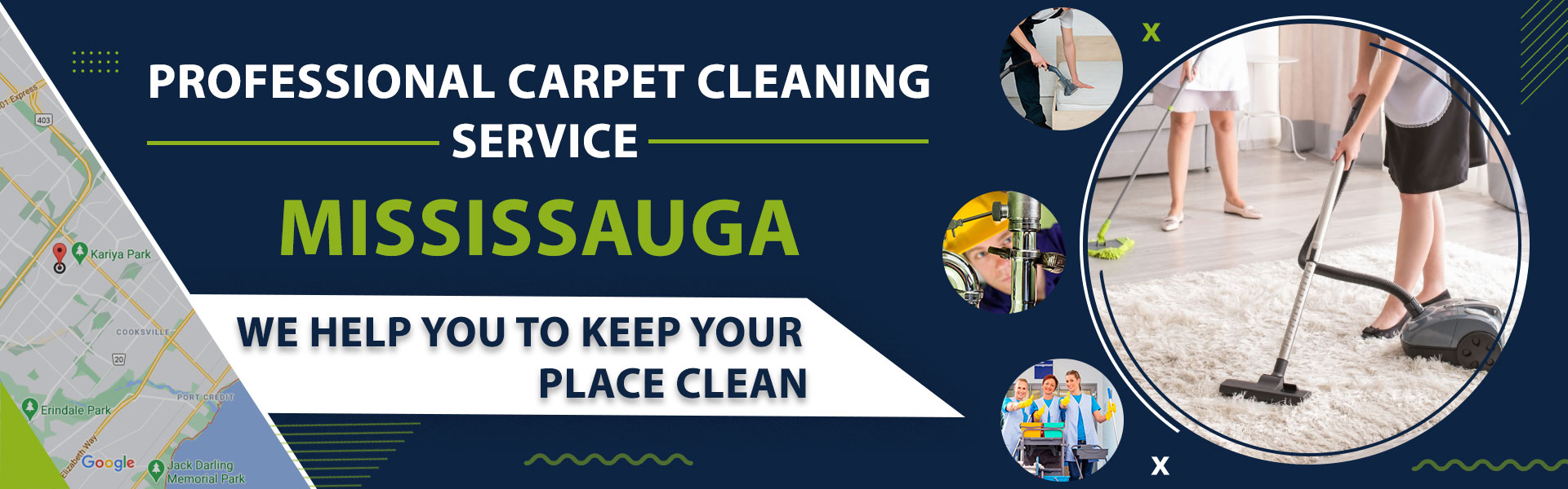 Professional Carpet Cleaning Services Mississauga