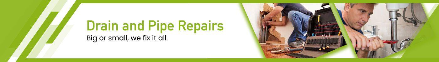 Drain And Pipe Repair Mississauga